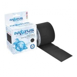 Motus tex tape (cm 5 x 5metri) BLACK