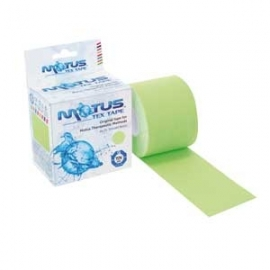 Motus tex tape (cm 5 x 5metri) GREEN