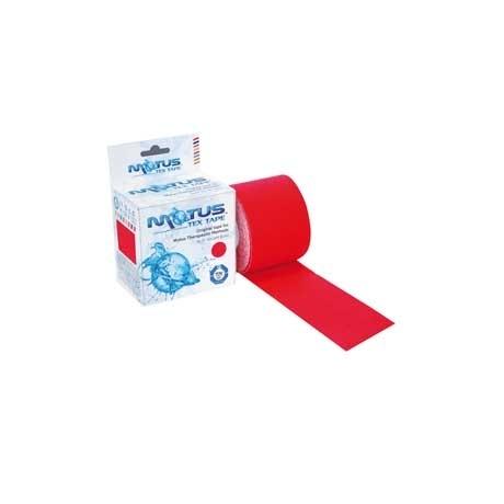 Motus tex tape (cm 5 x 5metri) RED