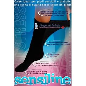 CALZINO SENSILINE EXTRA LARGE