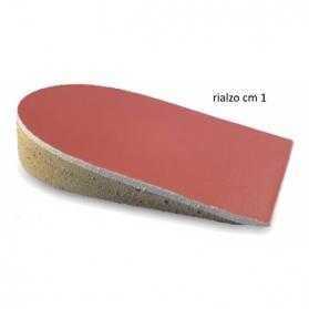 RIALZO PER TALLONE 1 CM SAFTE