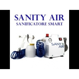 "SANIFICATORE PER AMBIENTE ""SANITY AIR"""