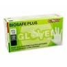 Guanti Non Sterili Monouso  - BIOSAFE PLUS XS-S-M-L 100 PZ