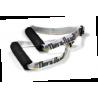 Impugnatura per fascia elastica e/o tubolari
