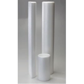 Cilindro pro foam diam. 7,5 cm, lunghezza 91 cm