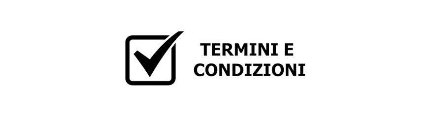 TERMINI&CONDIZIONI